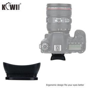 Image 4 - Aparat Eyecup wizjer okular do Canon EOS 5D Mark II 6D Mark II 90D 80D 70D 60D 77D 800D 760D zastępuje Canon Eb Ef