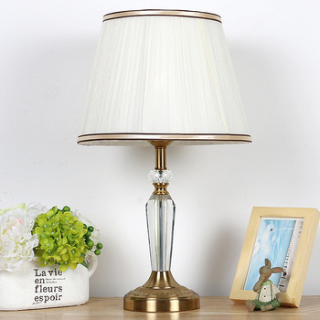 table lamp Luxurious bedside lamps for bedroom Living Room Decoration Night Light Bedroom lights Decorative table lamps