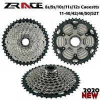Cassete Bicicleta ZRACE 8 9 10 11 Velocidade roda livre bicicleta MTB 11 42 T/11 46 T /11 50 T/T para ALIVIO 11 52/DEORE/SLX/XT Catraca de bicicleta     -