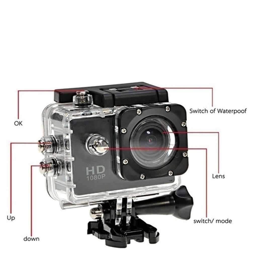"""新 2018 SJ6000 HD スポーツ防水 1080 1080p DVR ダッシュカム 30FPS 2.0 """"液晶ダイビング 30 メートル防水スポーツ DV"""