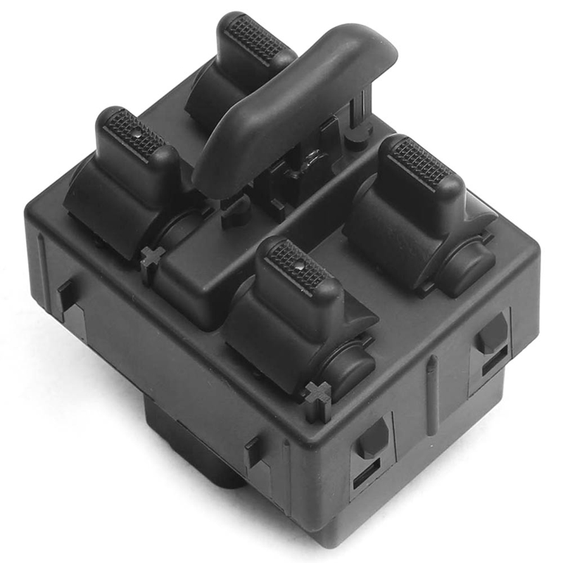 Power Window Switch Compatible For Jeep Wrangler 2007-2010 Replace 4602756AB 4602756AA Door Lock Switch