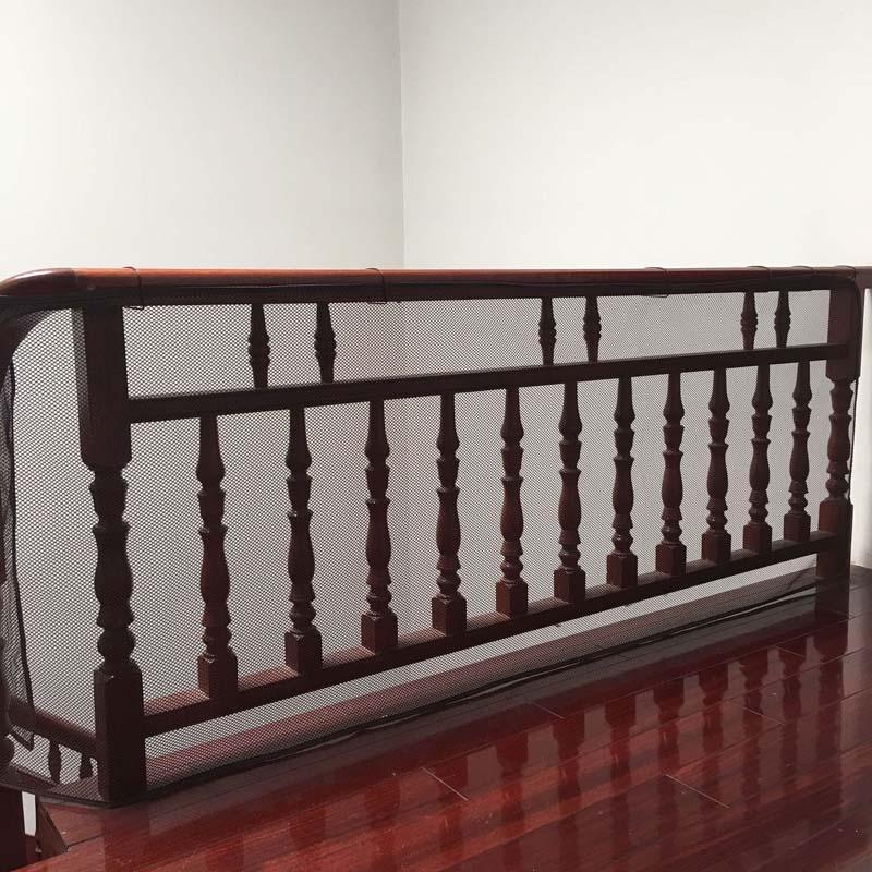 Balcony Safety Guard Railnet Net for Child Baby Stair Balcony Deck Gate Doorways Mesh 300X77cm