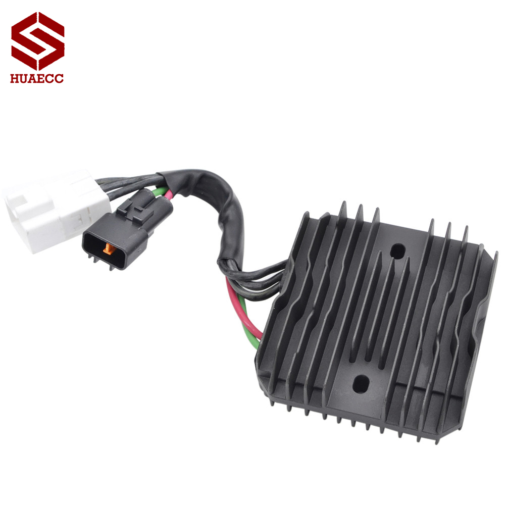 Motorcycle Regulator Rectifier for <font><b>Suzuki</b></font> AN650 BURGMAN 650 SKYWAVE 650 VLR1800 <font><b>Intruder</b></font> C1800R Boulevard C109R <font><b>VL1500</b></font> image