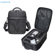 Saco de ombro para dji mavic mini protetor bolsa caso transporte caixa armazenamento drone à prova dji água mala para mavic mini mochila