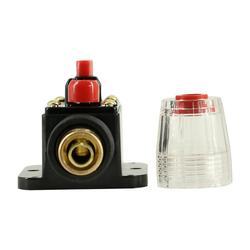 20A 30A 40A 50A 60A 80A 100A 12V автомобиль грузовик аудио усилитель автомат защити цепи держатель предохранителя AGU Стиль стерео усилитель