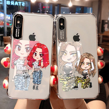 ITZY iPhone & Samsung Soft Case (11 Models)