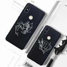 Fashion Zodiacal Pattern Soft 5.99For Xiaomi Redmi Note 5 Case For Redmi Note 5 Pro Phone Case Cover