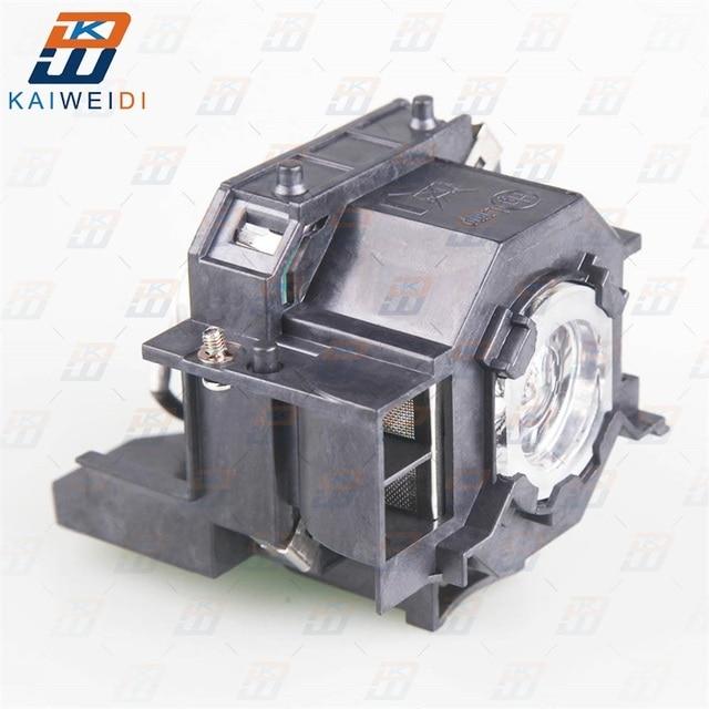 Module De Lampe de projecteur V13H010L42 Pour ELPLP42 pour Epson EMP 822 EMP 822H EMP 83 EMP 83C EMP 83H EMP 83HE EMP 83HE/EMP X56/EMP X68