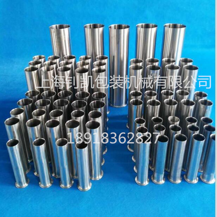 316 Stainless Steel Cylinders Liquid Filling Machine Parts Paste Filling Machine Cylinders Piston Cylinder