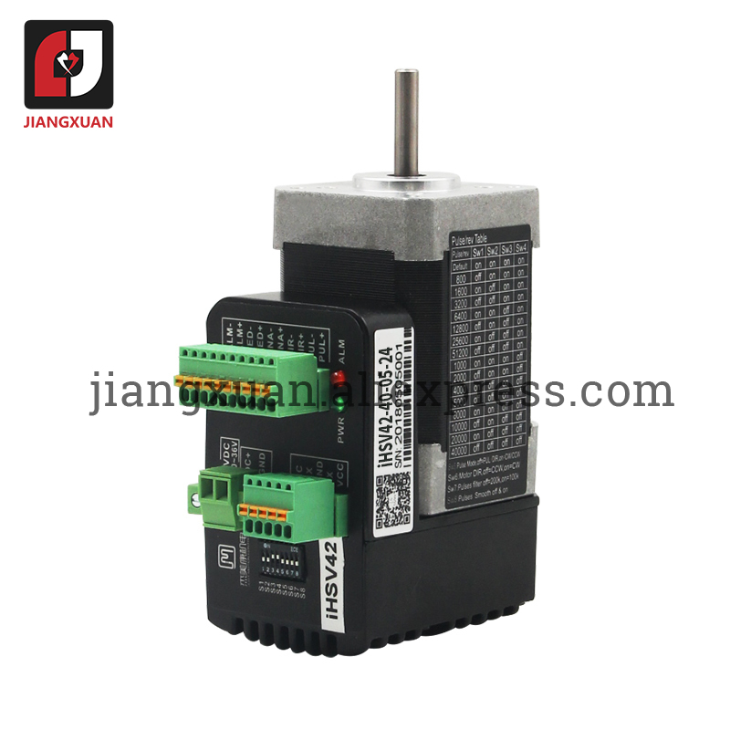 JMC 52W IHSV42-40-05-24 NEMA23 Integrated Servo Motor