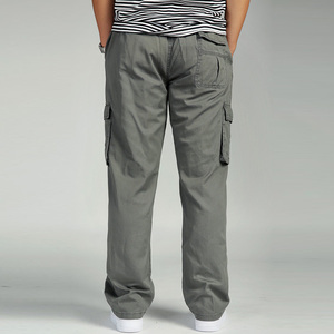 Image 5 - Yaz erkekler Artı Büyük Boy 4XL 5XL 6XL Kargo Pantolon erkekler Casual Cepler Savaş Baggy Askeri Taktik Ordu Pantolon Erkek pantolon