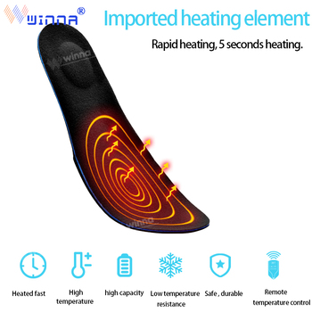 gh 200 lanse rechargeable digital voice recorder w 2000mah external battery power source blue New 2000mAh Battery Rechargeable Heating Insoles with LED Digital Remote Control  Arch Support Heated Insoles For Skiing Cycling