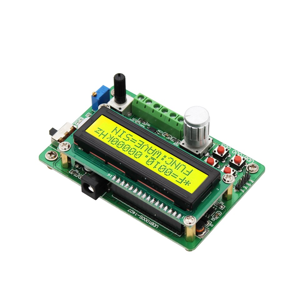 UDB1008S DDS Signal Source Module Signal Generator 8MHz Frequency Sweep Counter Communication Function 60MHZ Frequency Meter