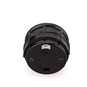 "Image 3 - Car 2"" 52mm Oil pressure gauge With Sensor Smoke Lens Oil Press Gauge + voltmeter auto Car meter 12v digital motorcycle"