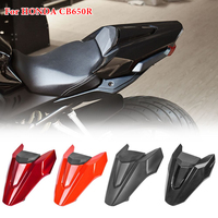 Rear Solo Seat Cowl Cover Tail Section Fairing for Honda CB650R CB 650R CBR650R CBR 650R 2019 2020 Motorcycle Accessories