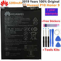 Hua Wei Ersatz Telefon Batterie HB386280ECW 3200mAh Batterie Für Huawei Ehre 9 STF-L09 STF-AL10 Für Huawei P10 5,1