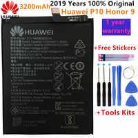 """Hua Wei Ersatz Telefon Batterie HB386280ECW 3200mAh Batterie Für Huawei Ehre 9 STF-L09 STF-AL10 Für Huawei P10 5,1"""""""