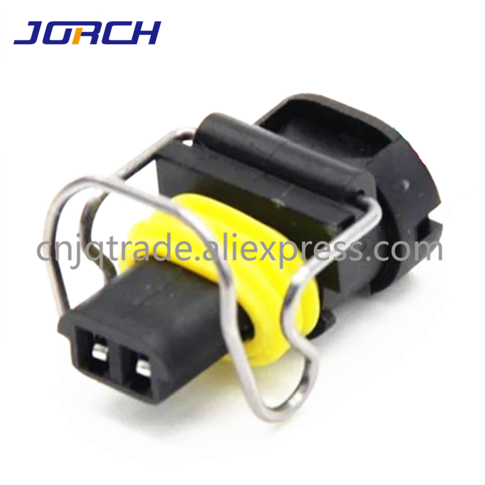 5sets 2Pin  1.5 Series  Female Waterproof Wire Harness Connector For 336D Excavator Fuel Injector Plug DJ7024YA-1.5-21