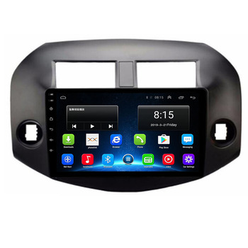 2020 4G LTE 2G + 32G Android 10.0 For Toyota RAV4 2005 - 2007- 2013 Car Radio Multimedia Video Player Navigation GPS 2 din dvd image