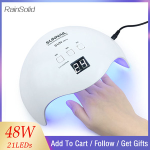 SUN X9 48W UV LED Nail Lamp