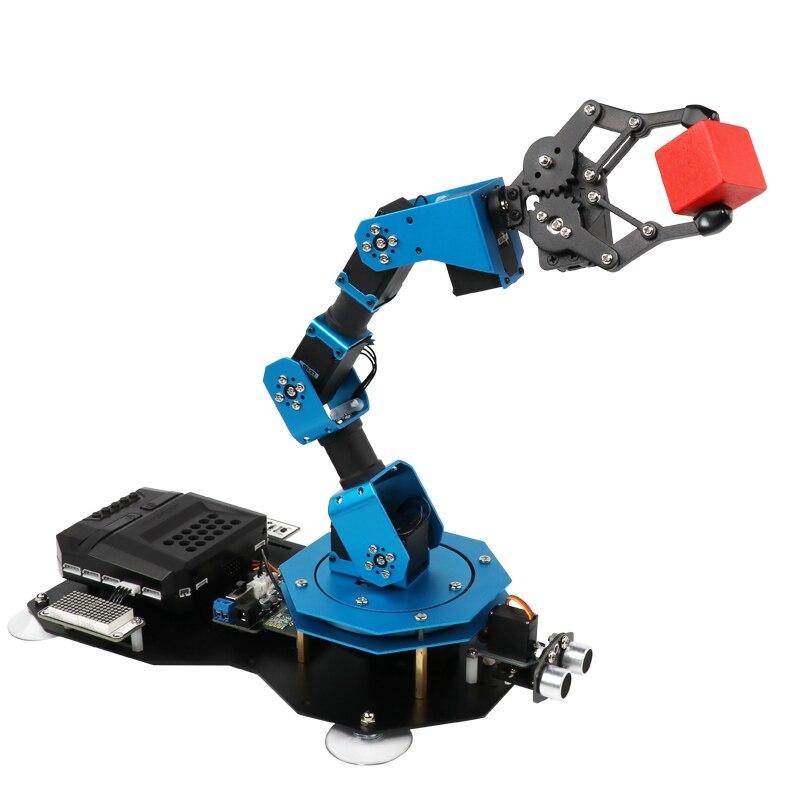 NEW XArm 2.0 6DOF Mechanical Arms XArm2.0 Education Scratch Robot Python Programming