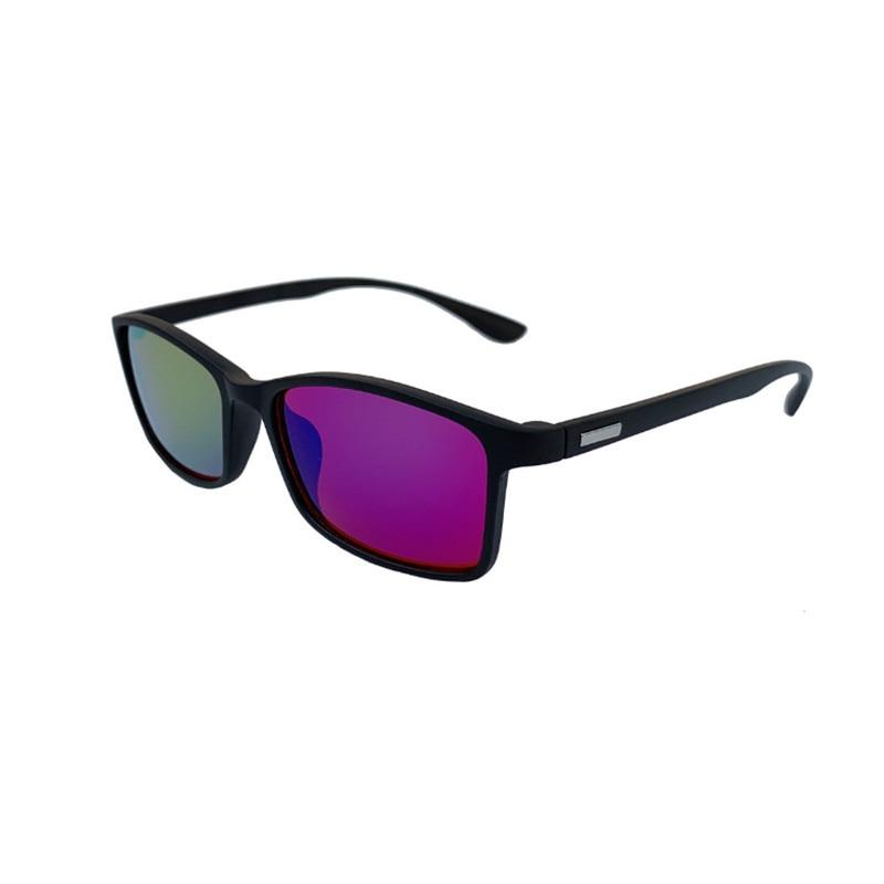 Newest Color-blindness Glasses Corrective Red Green Color Blind Examination Women Men Colorblind Driver's license Eyeglasses YS1