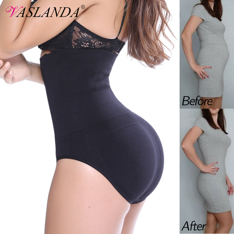 Women Butt Lifter Shaping Panty High Waist Trainer Body Shaper Seamless Briefs Firm Tummy Control Panties Slimming Underwear