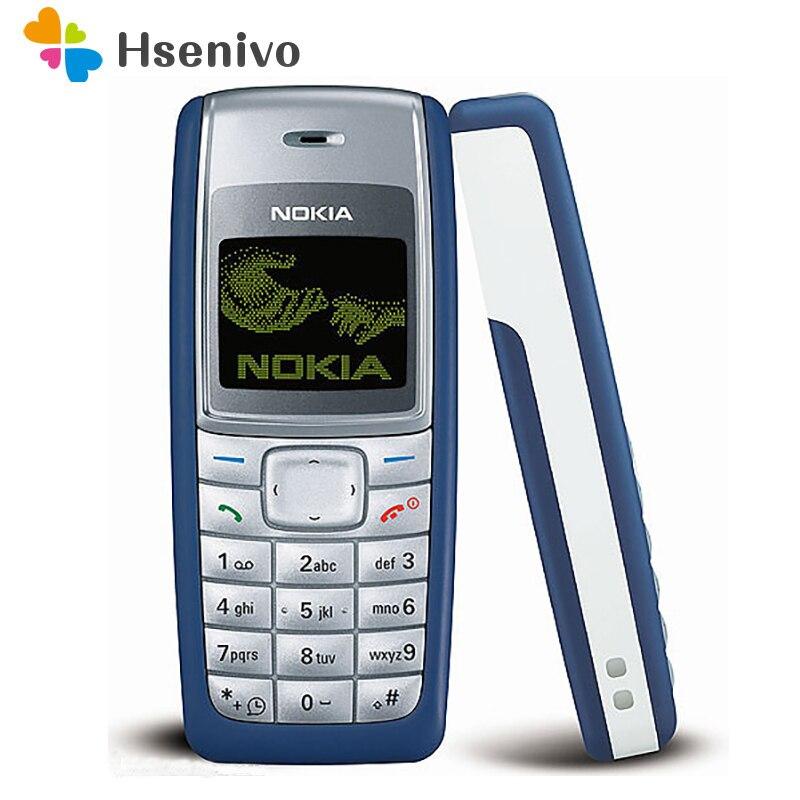 Фото. 1110 Оригинальный Мобильный телефон Nokia 1110 1110i мобильный телефон разблокированный дешевый стар