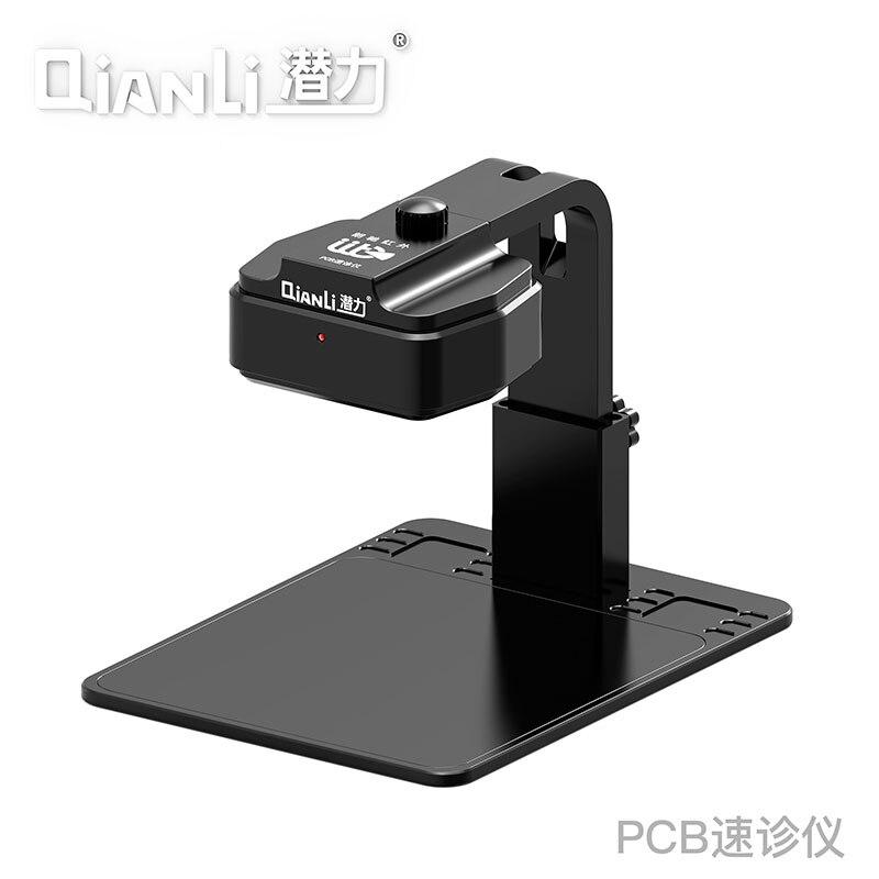 QIANLI PCB Câmera Térmica Instrumento Diagnóstico motherboard telefone móvel reparação falha detector Infravermelho viso imaging instrumento