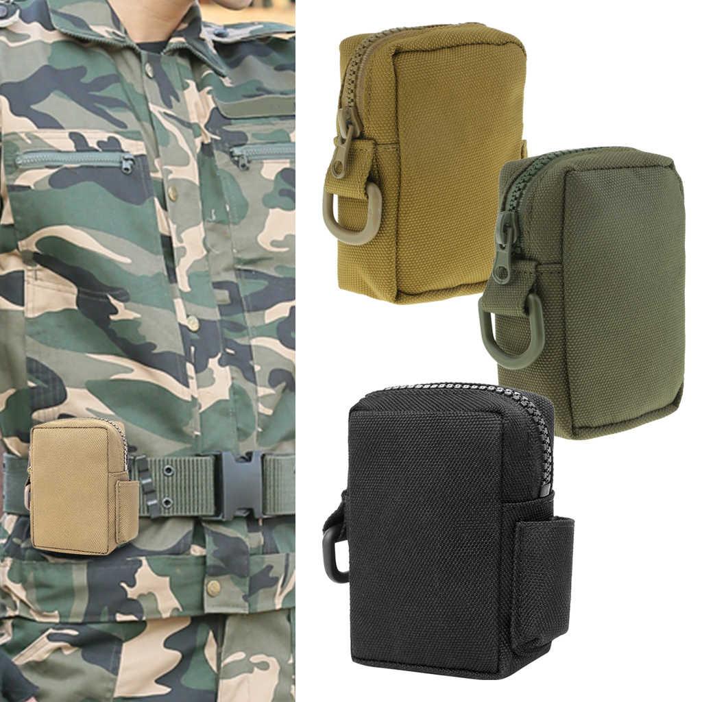 Torba na pas Molle torba na pas narzędziowy dodatek do torby MOLLE torba na telefon, brelok, małe narzędzia