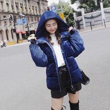 KUYOMENS New 2018 Winter Faux Fur Parkas Women Down Jacket Thick Snow Wear Coat Lady Clothing Female Jackets Parka