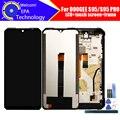 6,3 дюйма Doogee S95 ЖК-дисплей + сенсорный экран дигитайзер сборка 100% Оригинальный ЖК + сенсорный дигитайзер для DOOGEE S95 PRO + Инструменты