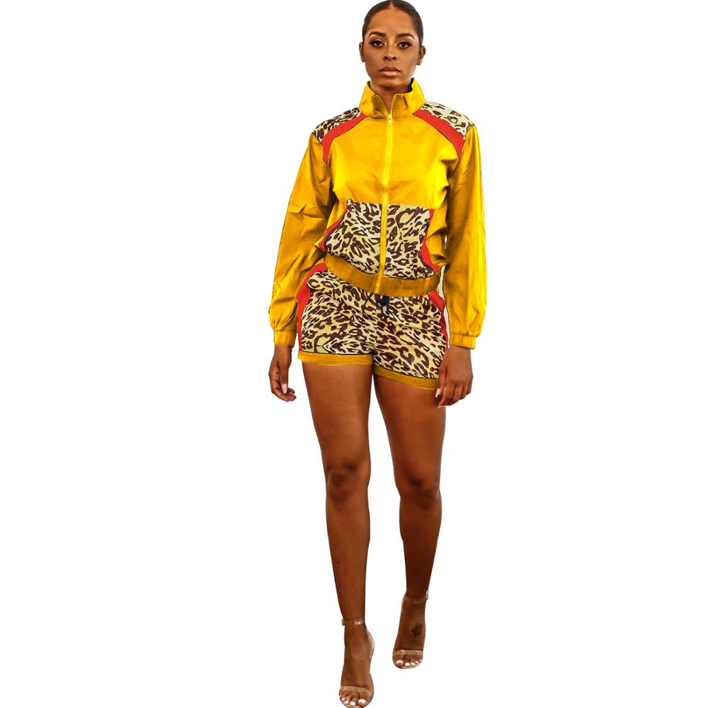 yellow women set