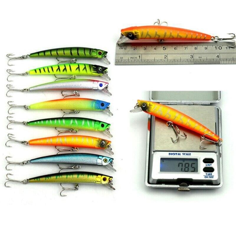 equipamento de pesca cor misturada 6 modelos 04