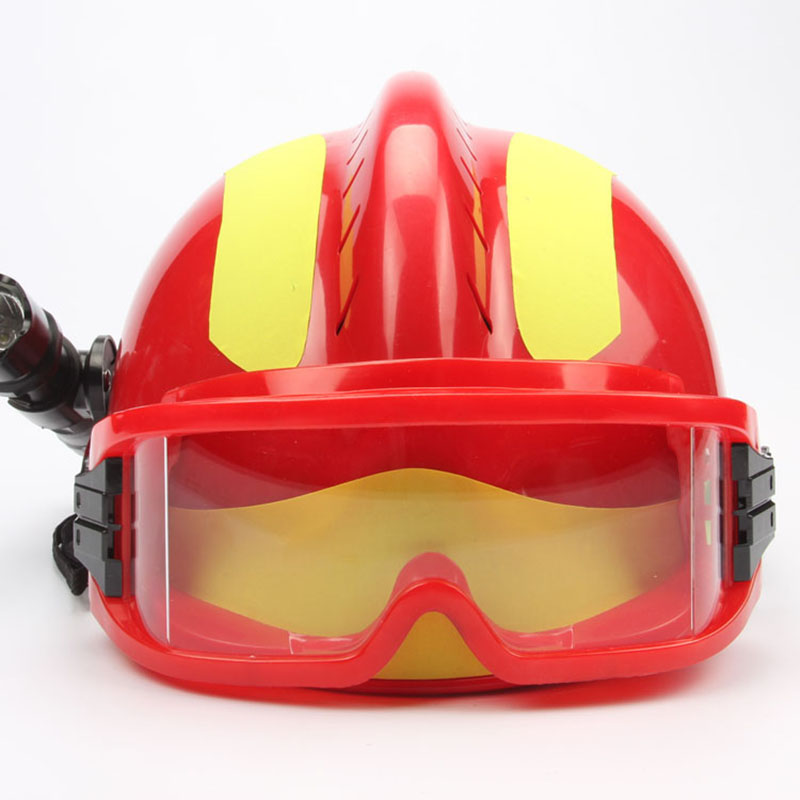 Fire Goggles Anti-High Temperature And Windproof Sand Splash-proof Safety Goggles Anti-fog Soft Rubber Protective Glasses