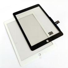 Sensor de digitalizador externo para Ipad, reemplazo del Panel de vidrio, pantalla táctil para Ipad 2018, 9,7 pulgadas, modelo A1893, A1954, 100%