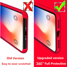 with logo original official liquid case for iphone 11 pro xs max 6s 7 8 6 plus full protect cover for iphone 12 case 12 pro max