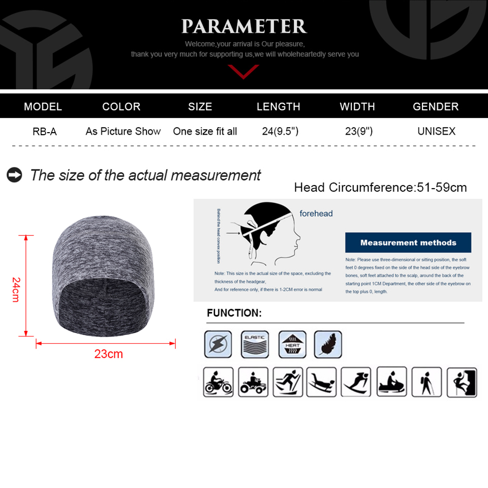 Cationic Fabric Casual Thermal Polar Fleece Wool Hats Knit Caps Winter Warmer Beanies Skullies Snowboard Headwear for Men Women 5