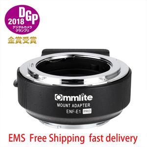Image 1 - Commlite アダプタ CM NF NEX cm enf e1 プロニコン F (G) レンズソニー E マウントカメラソニー A6100 A6300 A6400 A6500 A7R2 A7r4 A9