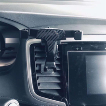 Car Air Vent Outlet Dashboard Mobile Cell Phone Holder Reaction Clip Mount Cradle Aromatherapy For Honda Odyssey 2015 2016-2018