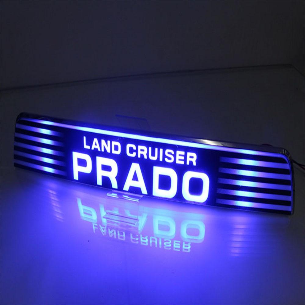 Luces LED de freno de advertencia ECAHAYAKU para Toyota Land Cruise Prado 2010 2011 2012 Luz de Freno led - 6