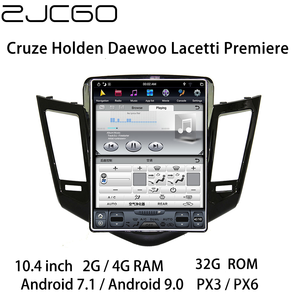 Car Multimedia Player Stereo GPS DVD Radio Navigation NAVI Android Screen for <font><b>Chevrolet</b></font> <font><b>Cruze</b></font> Holden Daewoo Lacetti Premiere image