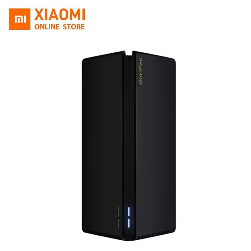 Original Xiaomi Mi WIFI Router AX1800 Wifi6 Gigabit 2.4G 5GHz 5-Core Dual-Band Router Wireless Wifi Network Device