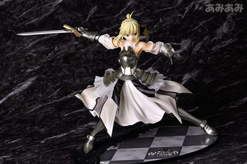 1/7 Scale Japan Anime Action Figure Fate Stay Night Unlimited Codes Saber Lily PVC 23cm Cartoon Collectible Model Collection Toy 2