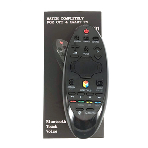 Image 1 - New Replacement YY M601 Touch Voice Bluetooth Remote Control For Samsung SMART TV Replace BN59 01184D BN59 01185B