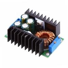 Buck Converter 12V 19V 24V Power Supply Module 7-40V to 1.2-35V 8A 300W with LED Indicator for Solar Charging rf relay 12v dc dc cc cv buck converter volt step down 12 19 24v car laptop power supply module 7 40v to 2 35v 8a 300w with led indicator