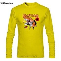 Funny Men t shirt Women novelty tshirt GHOST WORLD RAPTOR cool T-Shirt