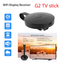 TV Stick 2021 Original G2 HDMI compatible Miracast Compatible HDTV Display Dongle TV Stick PK M2 plus Wifi Stick for ios