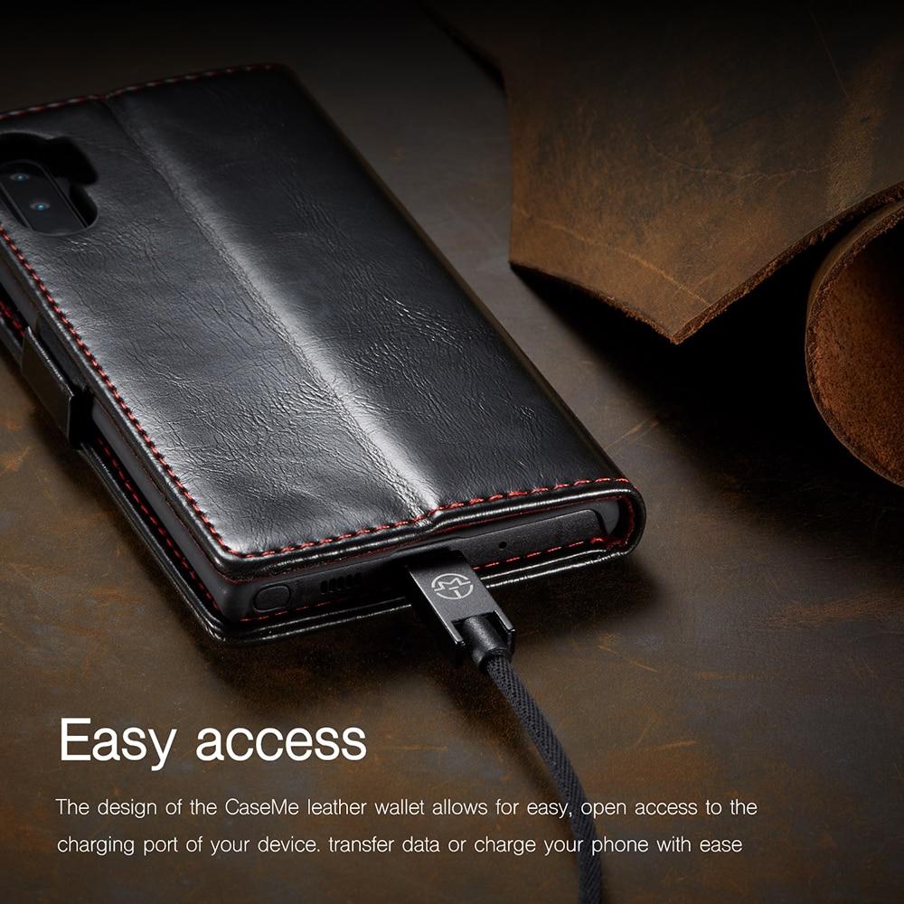 Μαγνητική δερμάτινη θήκη για το Samsung - Ανταλλακτικά και αξεσουάρ κινητών τηλεφώνων - Φωτογραφία 6