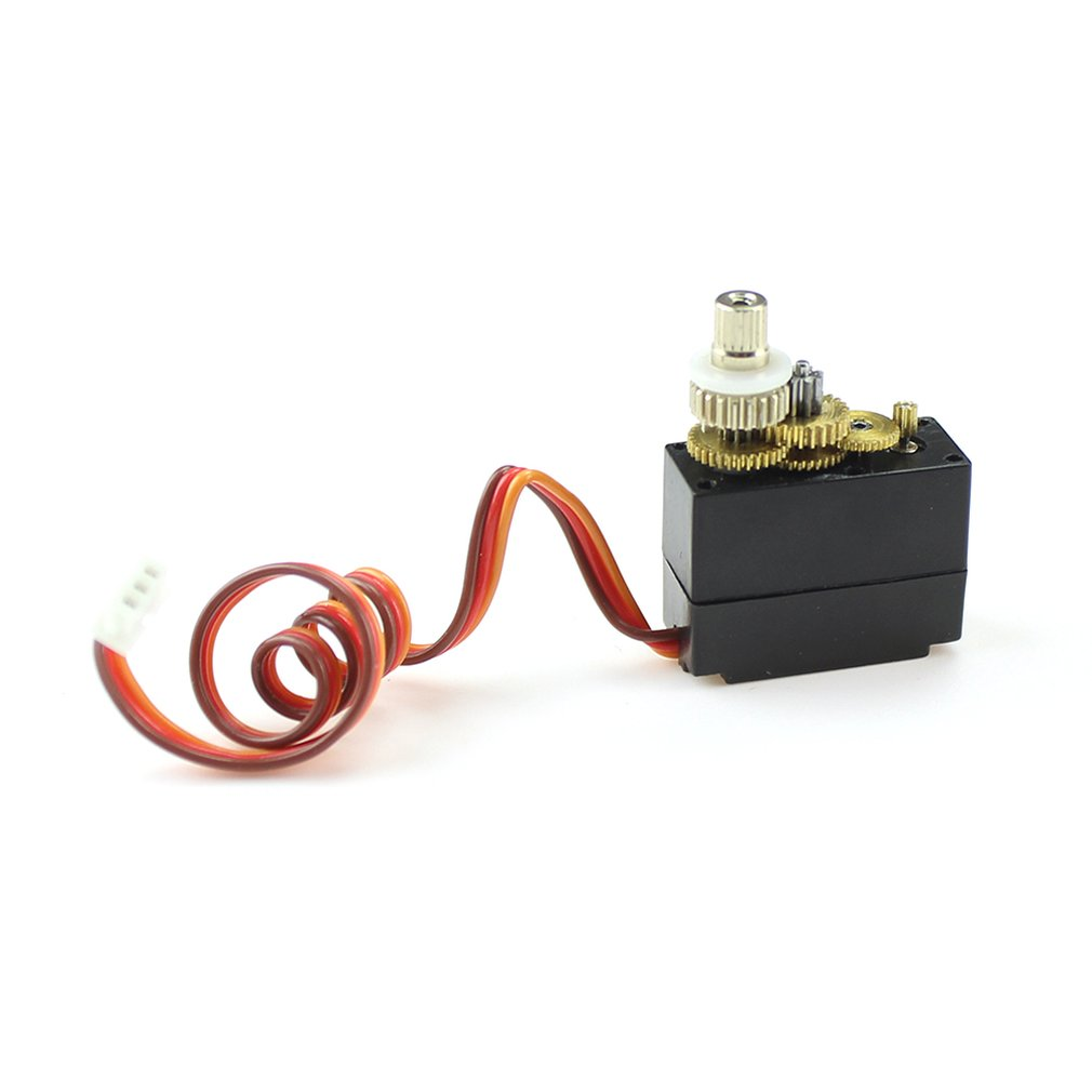 For WLToys XK X130 RC Helicopter Servo Metal Gear K130 Servo RC Part For XK K130 RC Helicopter K130.0009